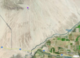 Imperial County - Off of Sidewinder Road (with map)