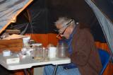 Norris pinning specimens