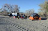 Camp at Sidewinder