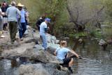 River Water Sampling 2