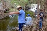River Water Sampling 6