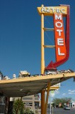 The Aztec Motel. Gone and not completely forgotten