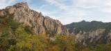 설악산 8 panorama