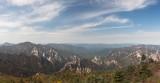 설악산 10 panorama