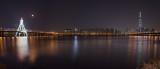 Olympic Bridge panorama