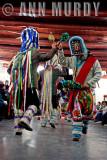 Dancing Inside La Casa del Pueblo
