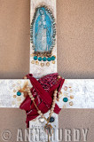 Cross with Our Lady of Guadalupe