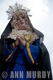 Madre Dolorosa in procession