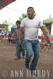Tomás's son dancing the jarabe, Section 4