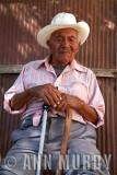 Retrato de Manuel el tiene 93 años