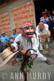 La Danza de los Viejos o Lanii Xhtée Guul-iush en Teotitlán del Valle 2015