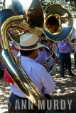 Tuba players at Section 3