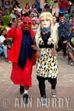 El Diablo y La Mujer