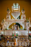 Altar for Leonardo Asaf Rosas Cabellero