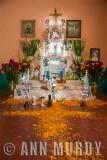 Altar for Tomás Cruz Rosario