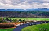 Asheville and Smokey Mountain NP   April 2013