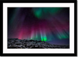 Colorful aurora borealis 2