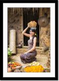 Lovely village vendor 3