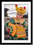 Santi Tiwie - another lovely legong dancer