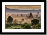 Bagan - shortly before sunset