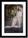A Burmese bride