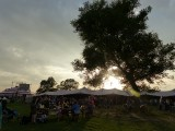 Chai Wallahs at dusk