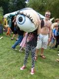 Eyeball obscura