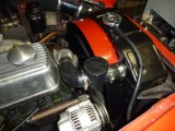 Austin Healey Cooling System Mods