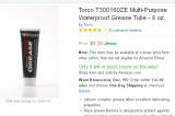 Torco Waterproof Grease