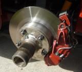 Larger rotor