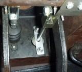 Pedal setup - Fiat master cylinder
