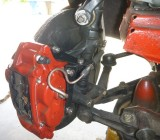 Austin Healey Front Disc Brake Conversion