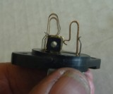 Jammed mechanism