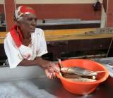 Mindelo - Marché aux poissons