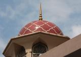 Putrajaya - Mosquée Putra Cantik