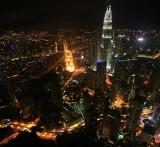 Kuala Lumpur - Restaurant KL Tower (Atmosphere 360)