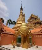 Penang - Temple Birman Burmese