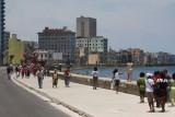 La Havane - Le Malecon