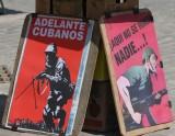 La Havane - Place d'armes - Foire aux livres