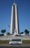 La Havane - Place de la révolution