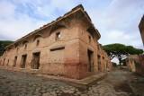 Cité abandonnée de Ostica Antica