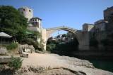 Mostar - Stari Most (vieux pont)