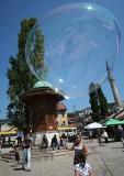 Sarajevo - Place Sebij