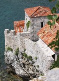 Budva - Remparts