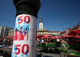 Zagreb - Marché de Dolac