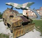 Korana - Musée homeland war