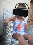 Split - Virtual Reality Tour 3D with Roman Emperor