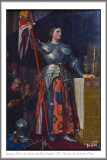 Jeanne d'Arc au sacre du roi Charles VII - Dominique Ingres