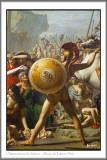 L'Intervention des Sabines - Jacques-Louis David