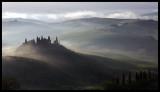Landscape of Tuscany